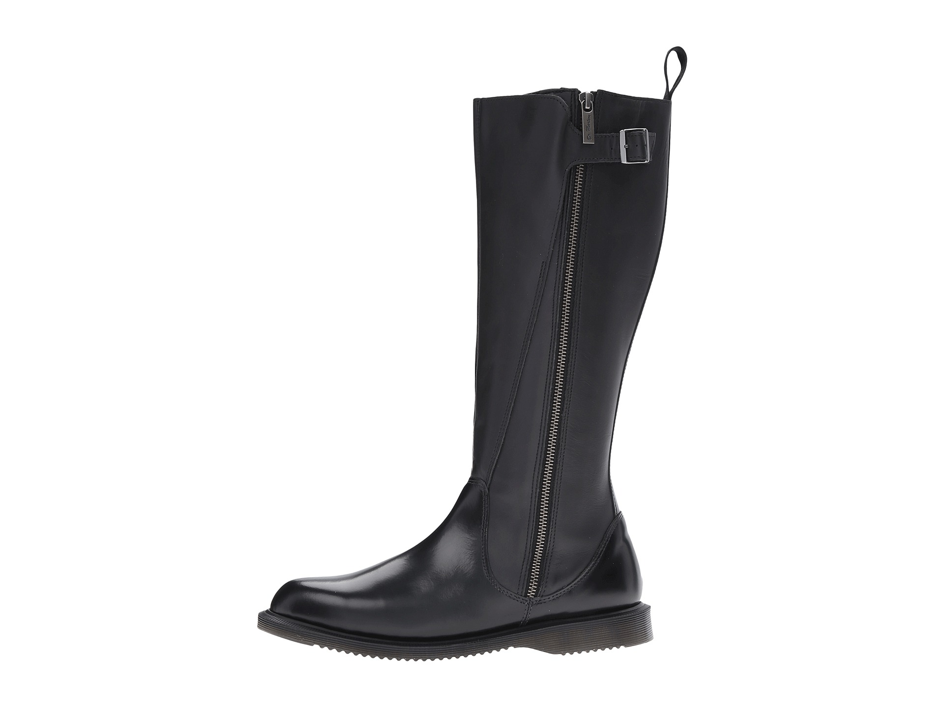 dr martens chianna knee high boot zappos free