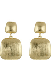 Cole Haan - Geometric Post Drop Earrings