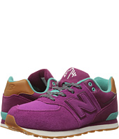 New Balance Kids - 574 New England (Little Kid)