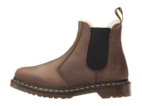 dr martens leonore chelsea boot grenade green wildhorse. Black Bedroom Furniture Sets. Home Design Ideas