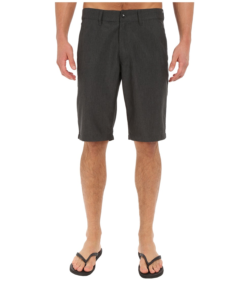 Fox Essex Tech Shorts Black Mens Shorts