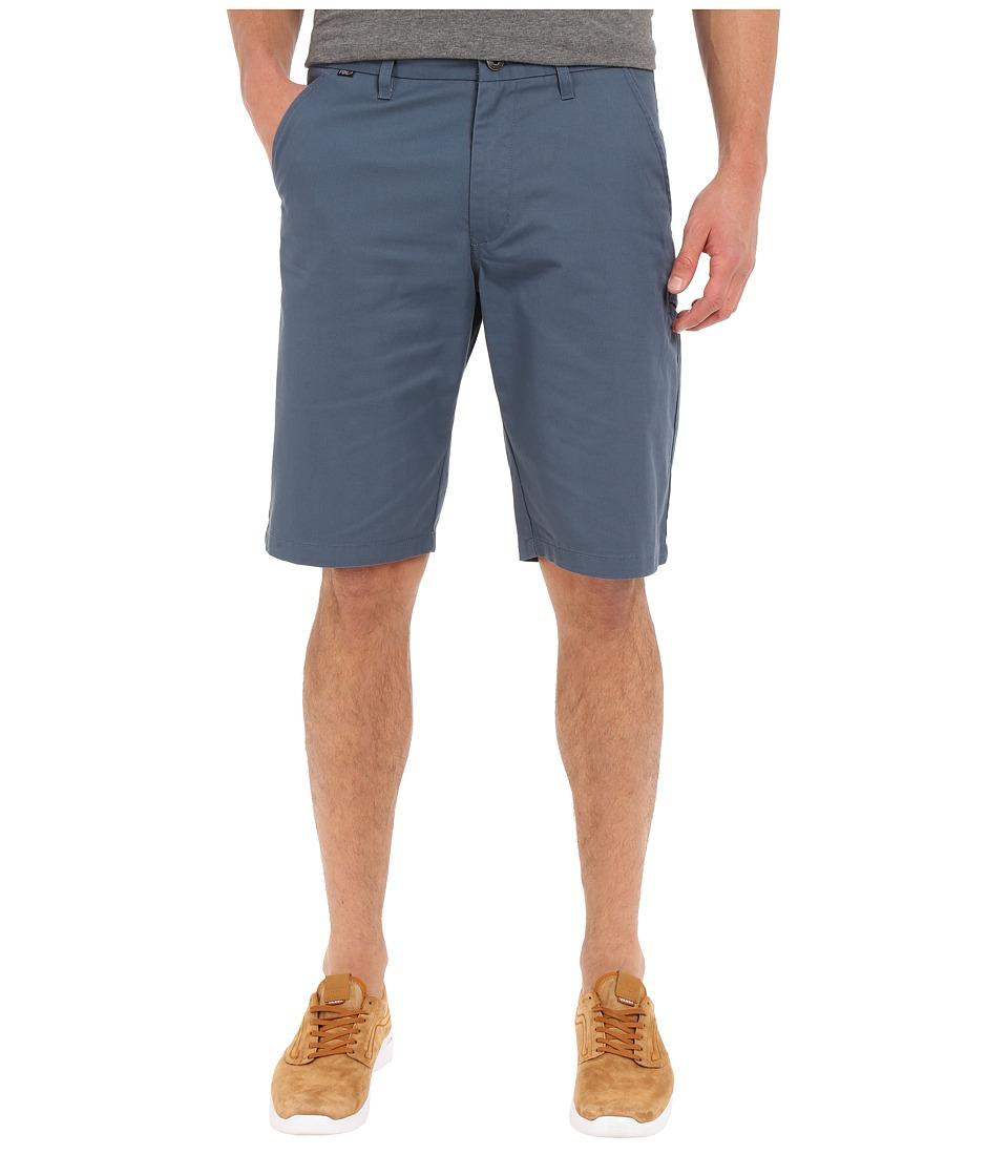 Fox Essex Shors Sulphur Blue Mens Shorts