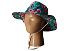 San Diego Hat Company Kids Cowboy Shape Printed Hat with Adjustable Rope Chin Cord