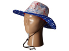 San Diego Hat Company Kids Cowboy Shape Printed Hat with Side Snaps