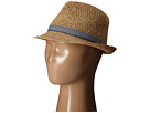 San Diego Hat Company Kids Woven Paper Fedora Hat