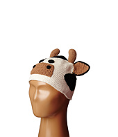 San Diego Hat Company Kids - Cotton Crochet Cow Beanie (Toddler/Little Kids)