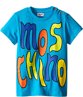 Moschino Kids - Short Sleeve Graphic T-Shirt (Infant/Toddler)
