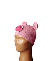 San Diego Hat Company Kids - Cotton Crochet Piglet Beanie (Toddler/Little Kids)