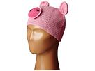 San Diego Hat Company Kids Cotton Crochet Piglet Beanie