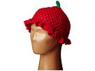 San Diego Hat Company Kids Cotton Crochet Strawberry Beanie