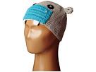 San Diego Hat Company Kids Cotton Crochet Hippo Beanie