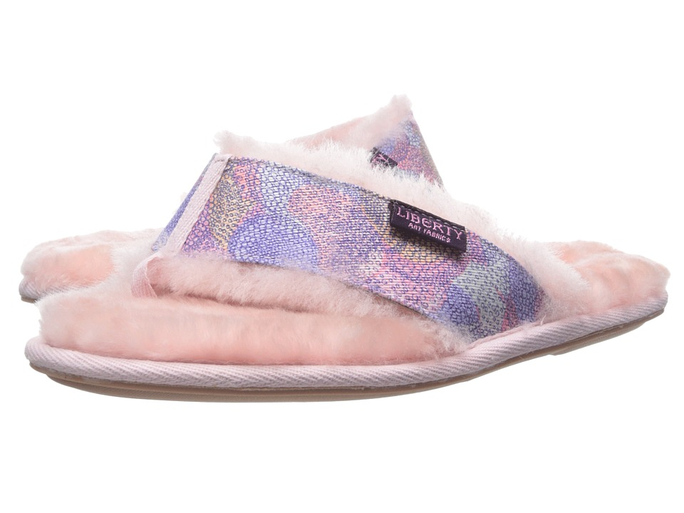 Bedroom Athletics Annabell Lilac Kaleidoscope Womens Slippers