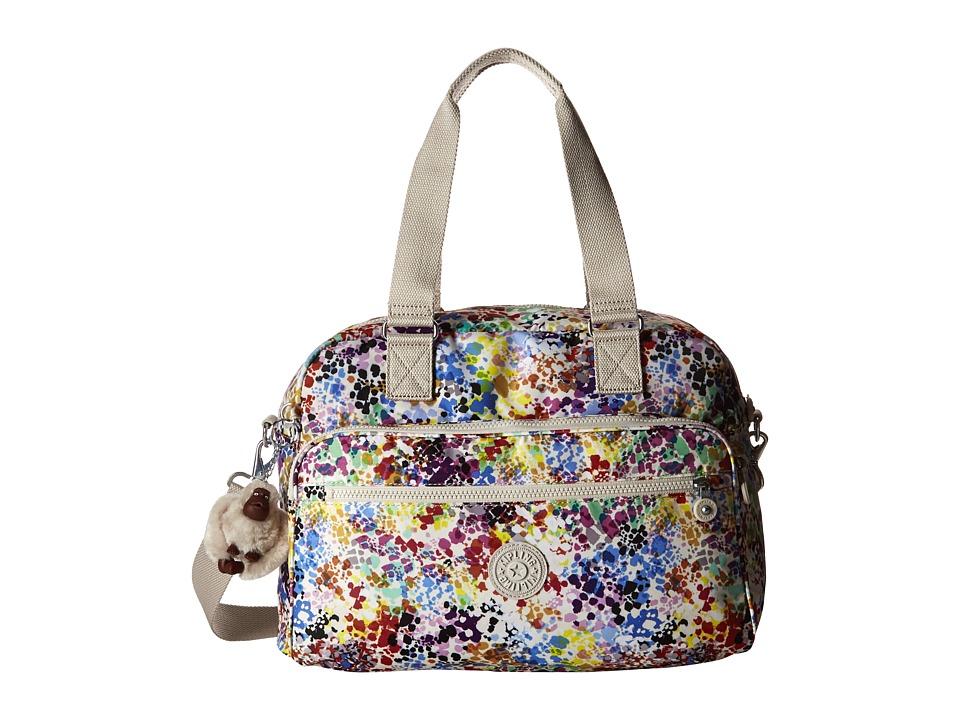 Kipling New Weekend Soft Luggage Colorburst Weekender/Overnight Luggage