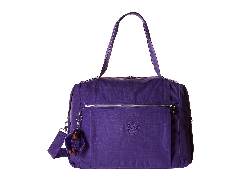 Kipling - Ferra (Precisely Purple) Handbags