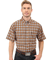 Cinch - Athletic Plaid Short Sleeve