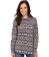 Roper - 0448 Aztec Print Retro Shirt