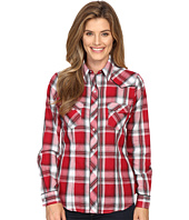 Roper - 0379 Red & Black Plaid