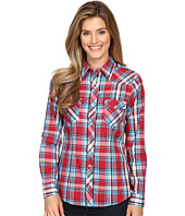 Roper - 0375 Red & Blue Plaid