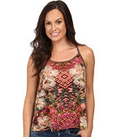 Roper - 0428 Lightweight Heather & Poly Slub Tank Top