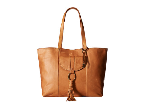 Lucky Brand - Athena Tote (Tobacco) Tote Handbags