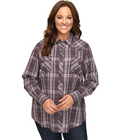 Roper - Plus Size 0434 Royal Plaid