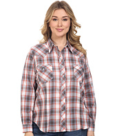 Roper - Plus Size 0382 Terra Plaid
