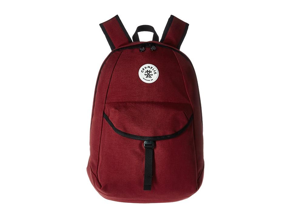 Crumpler - Yee-Ross Backpack (Claret) Backpack Bags
