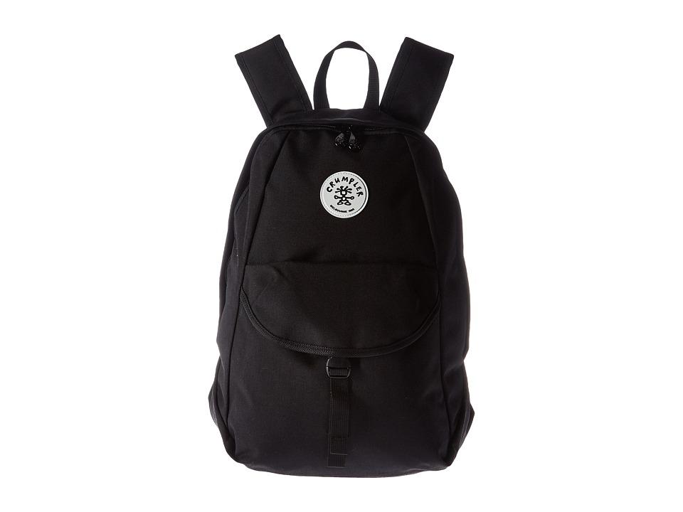 Crumpler - Yee-Ross Backpack (Black) Backpack Bags