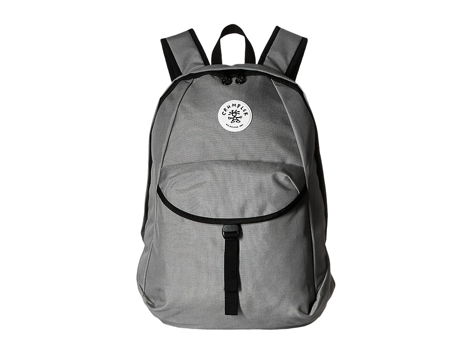 Crumpler - Yee-Ross Backpack (Light Grey) Backpack Bags