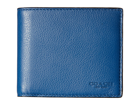 Cross Border:-COACH Leather 3-in-1 Wallet Set low price