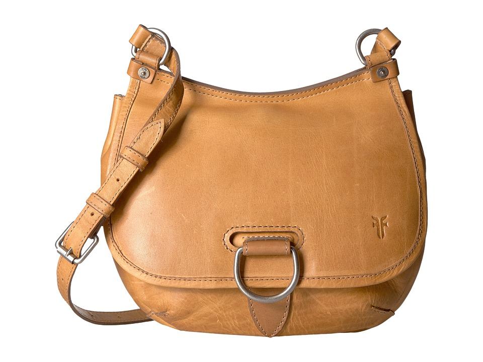 Frye - Amy Crossbody (Camel) Cross Body Handbags