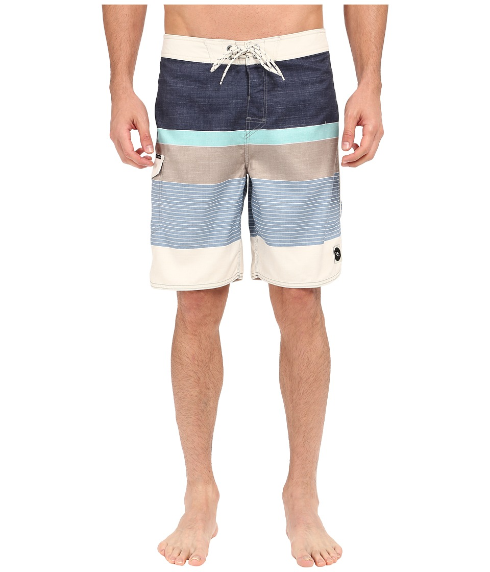 Rip Curl All Time 20 Boardshorts Navy Mens Swimwear