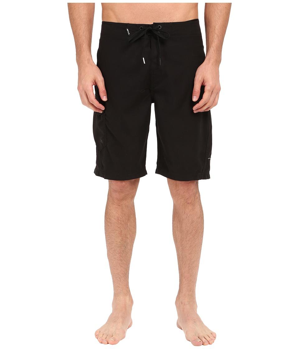 Rip Curl Dawn Patrol Boardshorts Black 1 Mens Swimwear