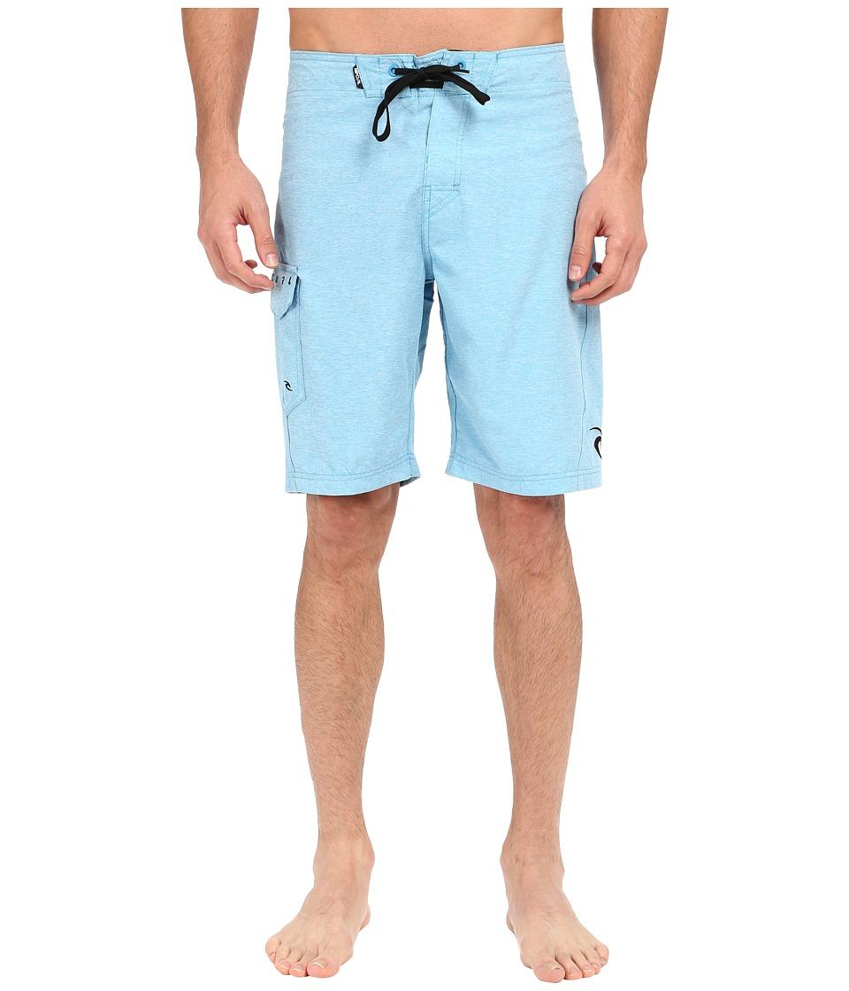 Rip Curl Dawn Patrol Boardshorts Blue 1 Mens Swimwear