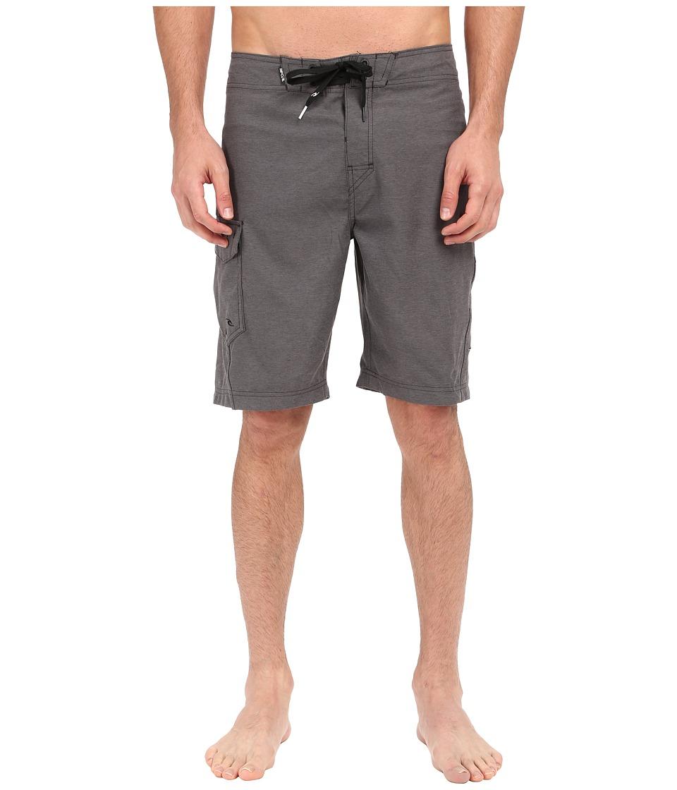 Rip Curl Dawn Patrol Boardshorts Charcoal 1 Mens Swimwear