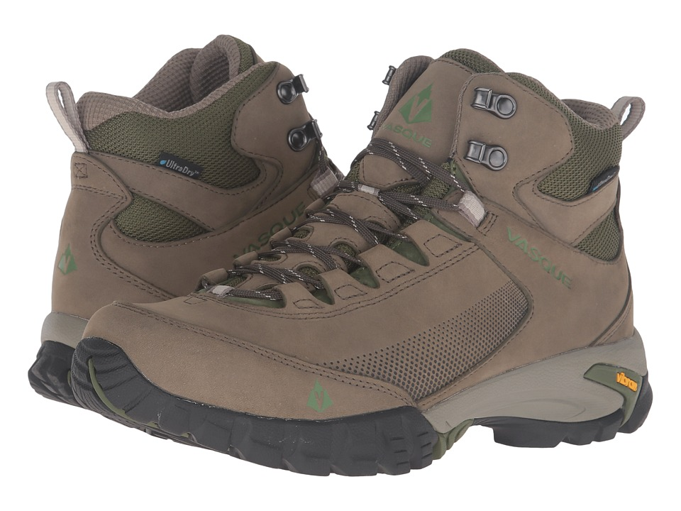 Vasque Talus Trek UltraDry (Black Olive/Chive) Men