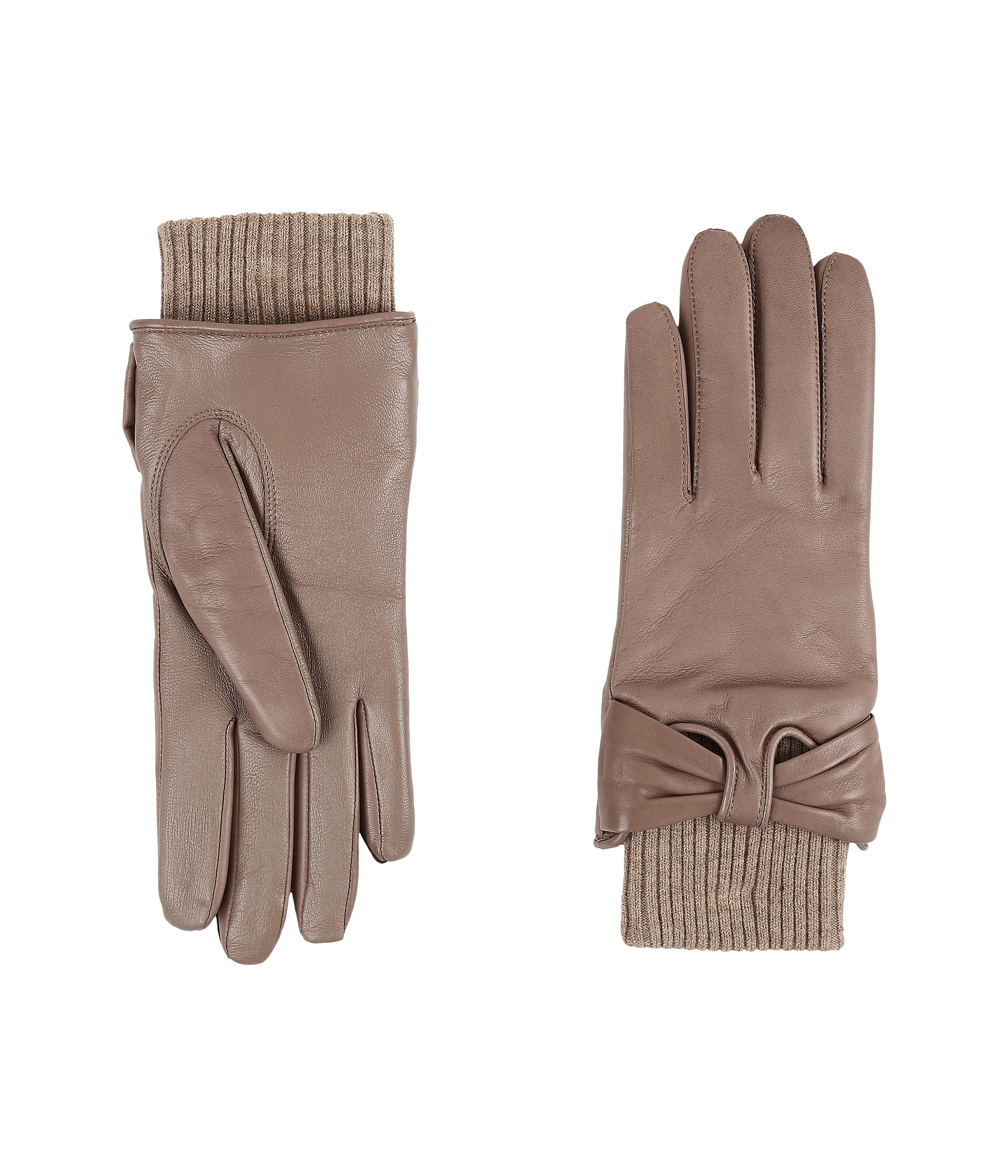 ugg leather touchscreen gloves
