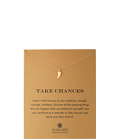 Dogeared - Take Chances Horn Reminder Necklace
