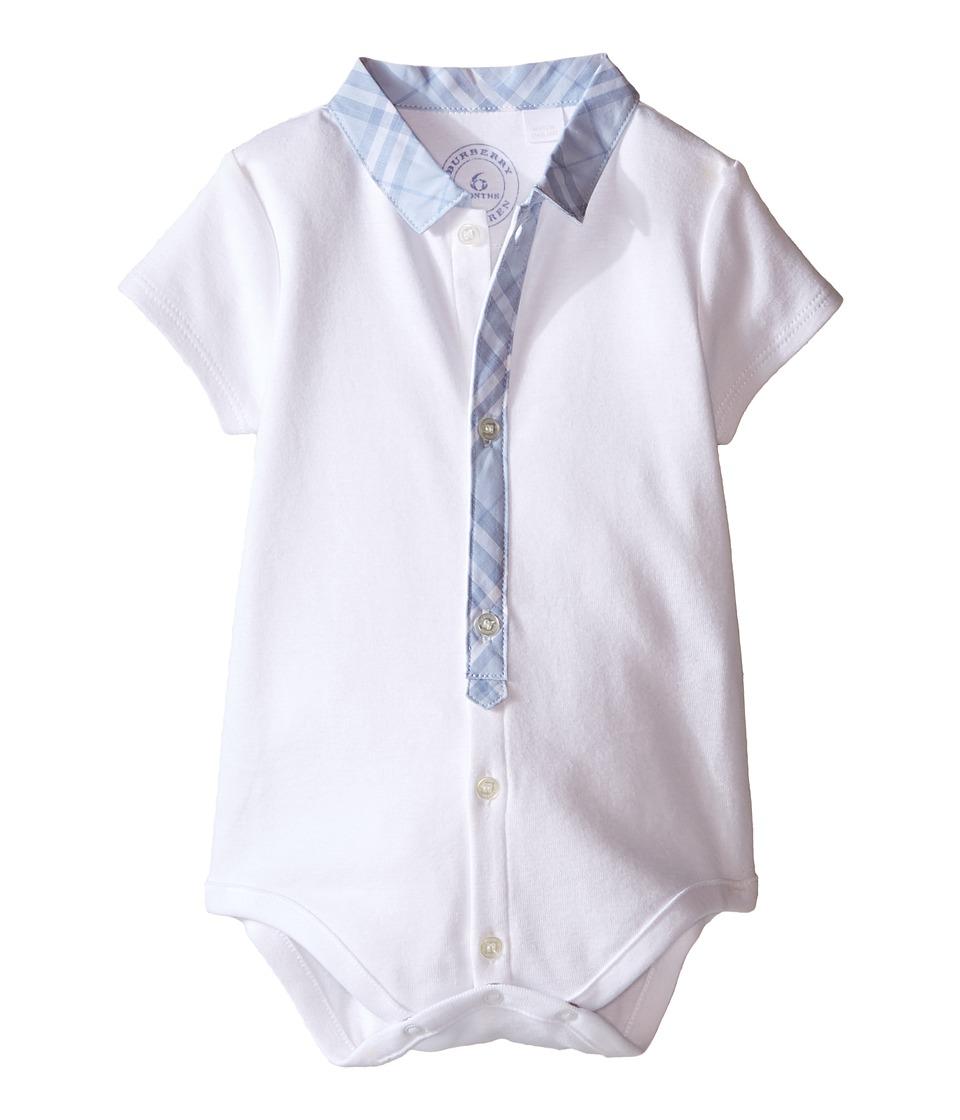 Burberry Kids - TANNAR (Infant/Toddler) (Ice Blue) Girls Active Sets