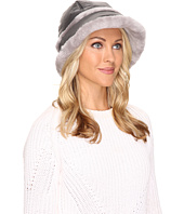 UGG - Nylon Hat w/ Exposed Short Pile Trim