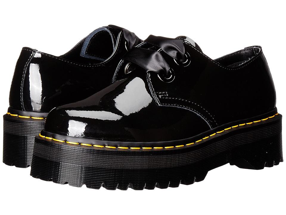 Dr. Martens Holly Lolita Shoe (Black Patent Lamper) Women