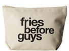 Dogeared Fries Before Guys Lil Zip (Black/Canvas)