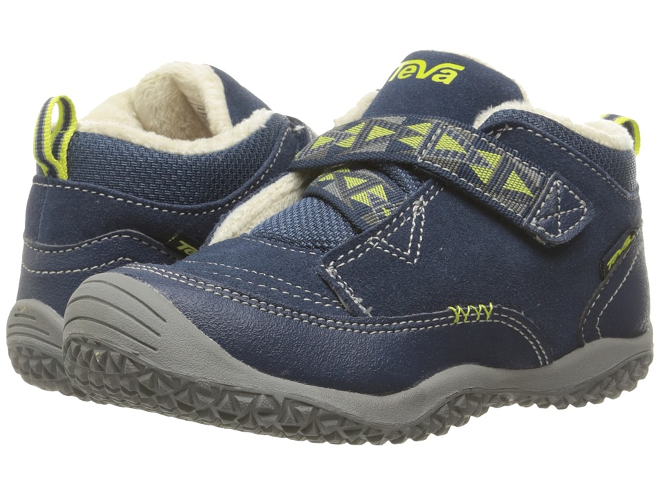 Teva Kids - Natoma (Toddler) (Navy) Boys Shoes