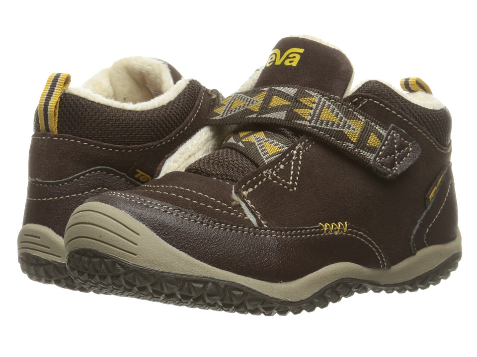 Teva Kids - Natoma (Toddler) (Chocolate) Boys Shoes