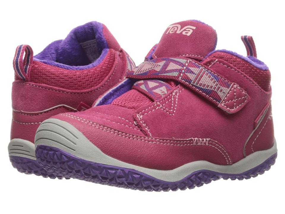 Teva Kids Natoma (Toddler) (Raspberry) Girls Shoes