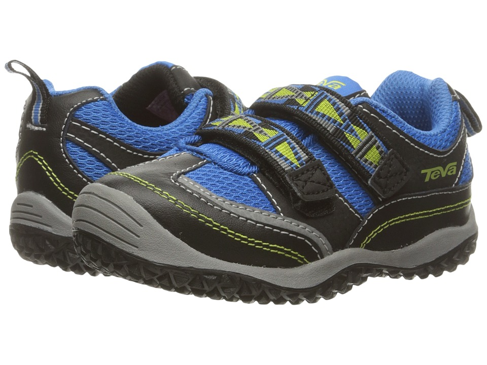 Teva Kids - Cartwheel (Toddler) (Black/Blue) Boys Shoes