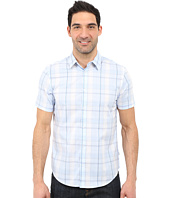 Calvin Klein - Classic Fit Window Plaid Short Sleeve Shirt