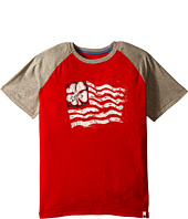 Lucky Brand Kids - Established Tee (Big Kids)
