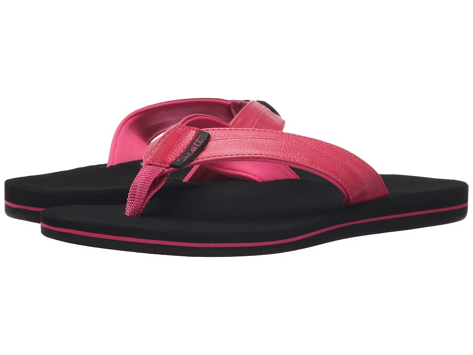 Scott Hawaii Nahoa Pink Womens Sandals