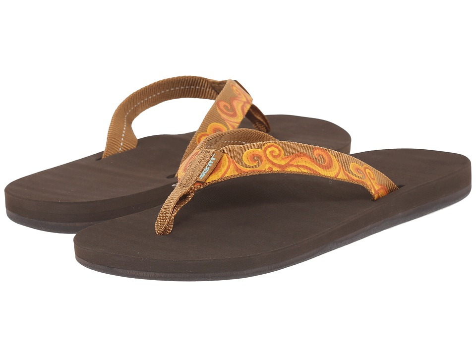 Scott Hawaii Haulana Dusk Womens Sandals